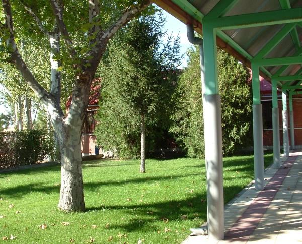 Jardines de El Camino