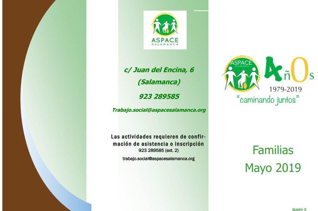 Actividades  dirigidas a familias de Aspace