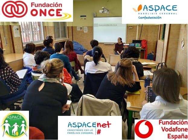 Promoción de las TICs en el alumnado con Parálisis Cerebral y Discapacidades Afines