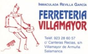 FERRETERÍA VILLAMAYOR